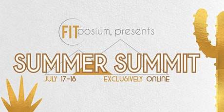 FITposium 2020 Summer Summit tickets