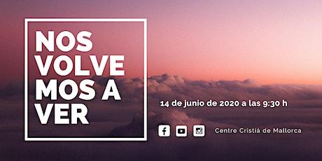 1º Reunión CCM domingo 14 de junio (9:30 h) entradas