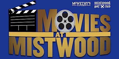 Movies at Mistwood - Dodgeball:  a true underground story tickets
