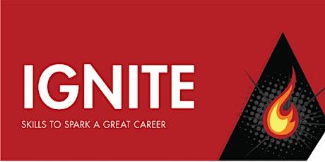 KW Success:  Ignite! tickets
