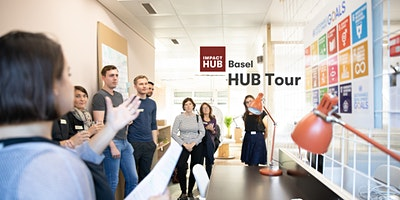 HUB Tour at Impact Hub Basel