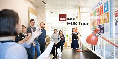 HUB Tour at Impact Hub Basel tickets