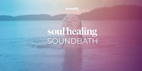 Soul Healing Soundbath (In-Studio) tickets