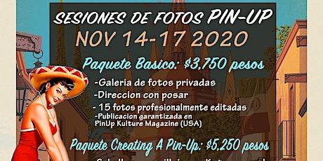 Sesiones de Fotos Pin-Up en San Miguel de Allende! tickets