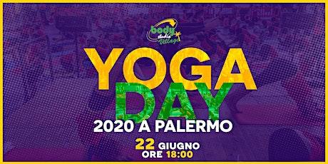 Yoga Day 2020 a Palermo biglietti