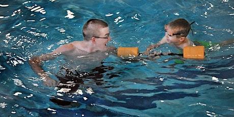 Preschool Swim Lessons - Session 1 tickets