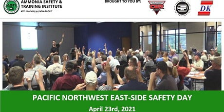 Pacific Northwest East-Side Safety Day April 23, 2021 tickets