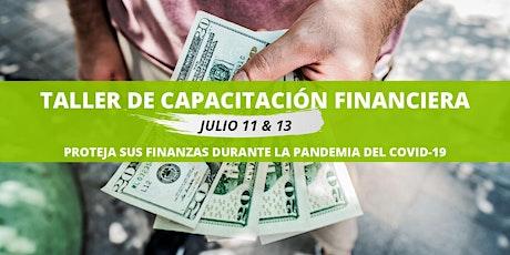 Proteja sus finanzas personales durante el COVID-19 entradas