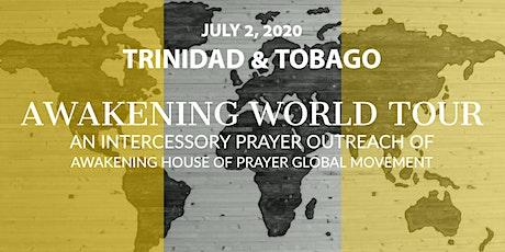 Awakening  Digital World Tour: Trinidad & Tobago tickets