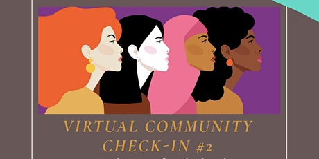 Virtual Community Check-in #2 tickets