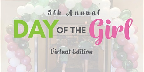 JA Day of the Girl: Virtual Edition! tickets