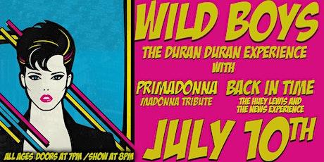Wild Boys (Duran Duran) tickets