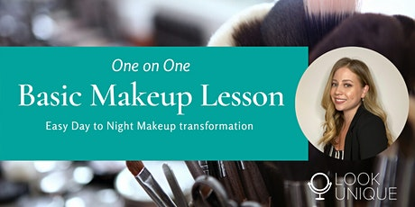 Basic Makeup Lesson - Day to Night tickets