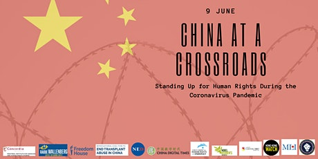 China at a Crossroads: Standing up for Human Rights During the Pandemic tickets