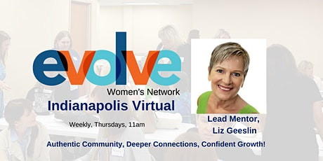 Evolve Indianapolis Virtual Networking tickets