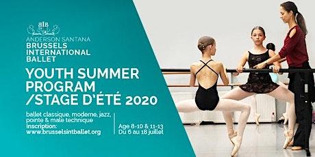 Stage de Danse Classique ouvert à tous - 8-10 ans & 11-13 ans tickets