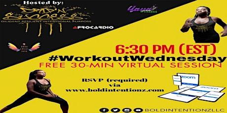 Drip 'N Success™ #WorkoutWednesday tickets