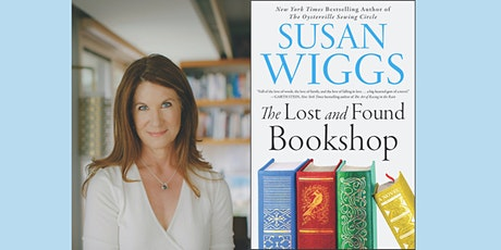 Susan Wiggs Presents The Lost and Found Bookshop tickets