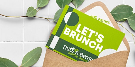 Time to brunch! tickets