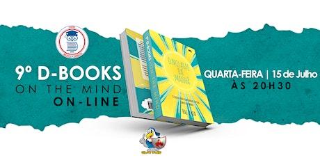 D-Books - 9° edição On-line - Livro: O MILAGRE DA MANHÃ bilhetes