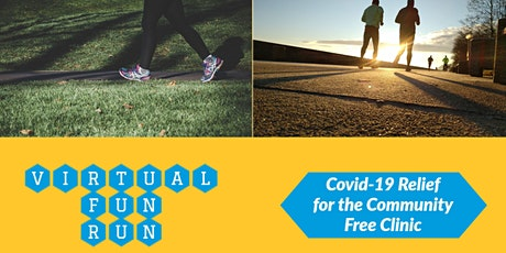 Virutal Fun Run for the Community Free Clinic tickets