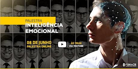 [BELO HORIZONTE/MG] Palestra - Inteligência Emocional - 08 de Junho ingressos