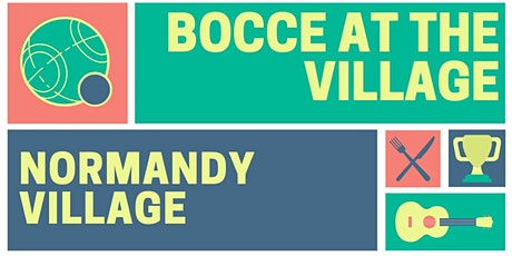 Bocce at the Village 2020 tickets