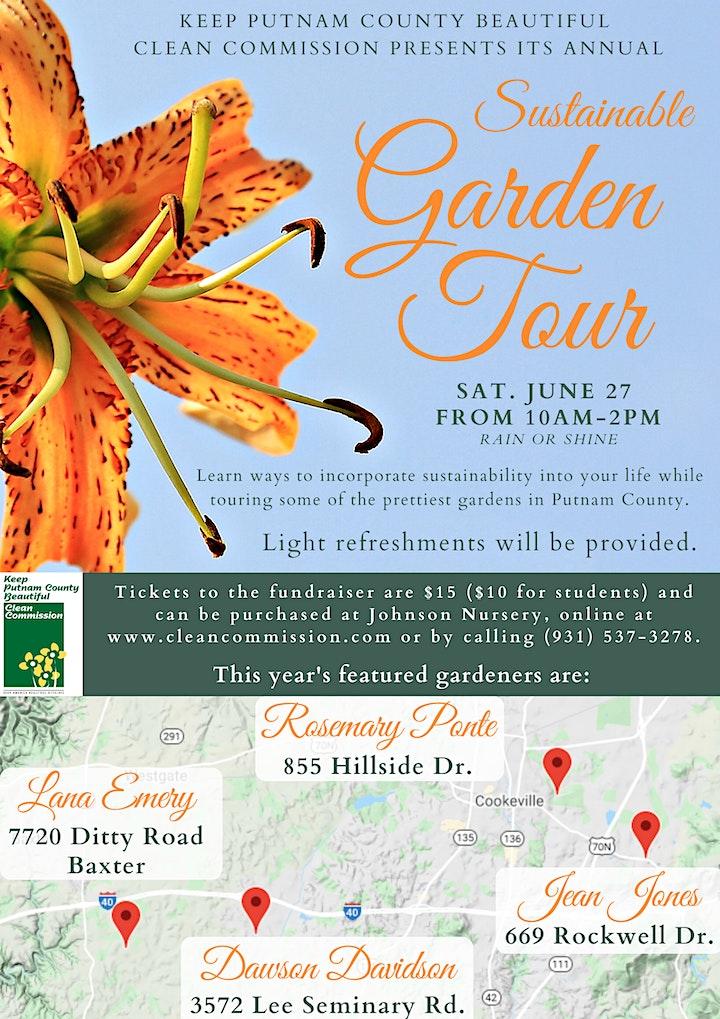Annual Garden Tour image