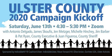 Copy of Ulster County 2020 Campaign Kickoff tickets