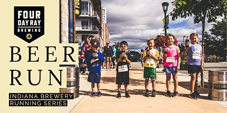 Beer Run/Root Beer Run - Four Day Ray | 2020 Indiana Brewery Running Series tickets