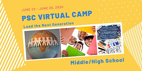 PSC Virtual Camp (Middle / High School) tickets