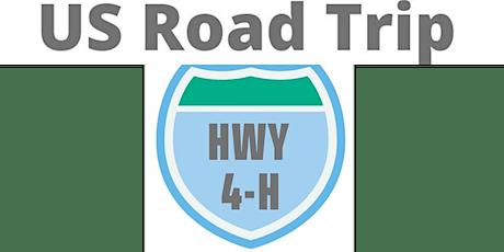 US Road Trip via Hwy 4-H: Virtual 4-H Camp tickets