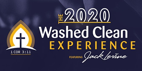 The 2020 Washed Clean Experience: Friday Food & Faith tickets