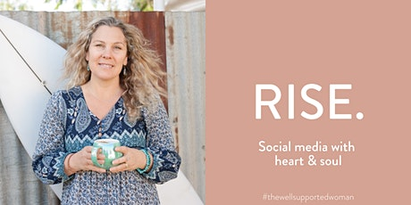 RISE - Social media with heart & soul tickets