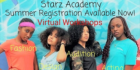 Starz Academy Summer Workshop tickets