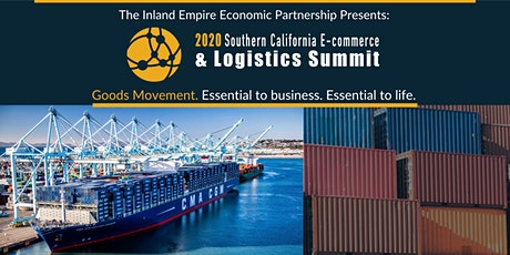 IEEP Southern California E commerce and Logistics Summit - Online Series tickets