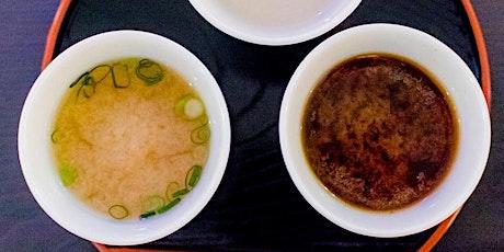 Miso und Gemüse-Kochkurs mit Tomoyo Jäger Tickets
