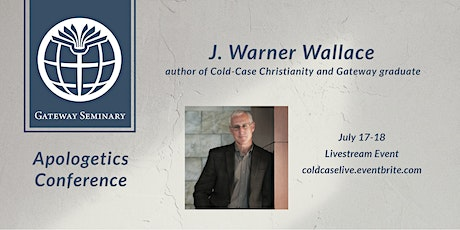 Cold-Case Christianity | Livestream Conference tickets