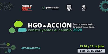 HGO en Acción: Construyamos el Cambio entradas