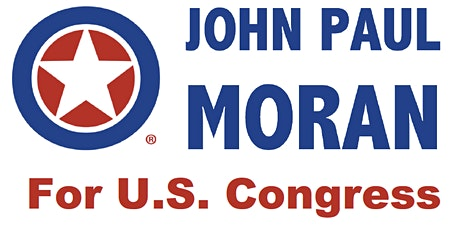 John Paul Moran for Congress BBQ Fundraiser (and Fun-Raiser!) tickets
