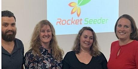 Rocket Seeder Pitch & Demo Night Beechworth tickets