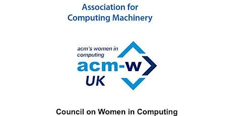 ACM-W UK Webinar Series:  Computing for Social Good tickets