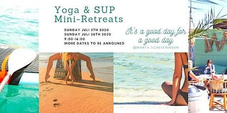 Yoga & SUP mini retreat tickets