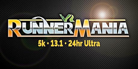 2020 RunnerMania Virtual Running Festival - Plano tickets
