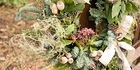 Connect and Create -Photography Walk and Christmas Wreath Making tickets