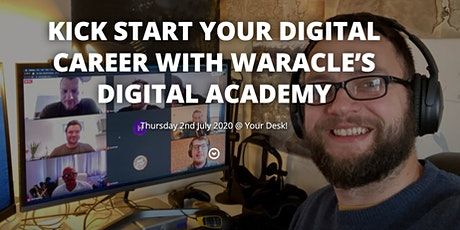 How To Kick Start Your Digital Career tickets