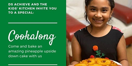Young Achievers event - Online Cooking with The Kids' Kitchen tickets