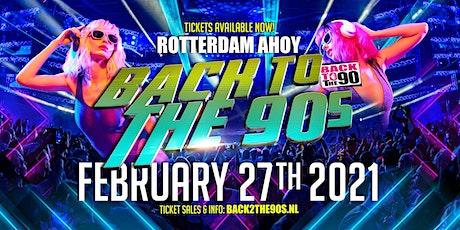 Back 2 The 90's | 27 februari 2021 biglietti