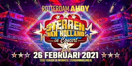 Sterren van Holland | 26 februari tickets