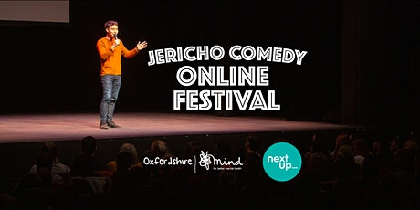 Jericho Comedy Online Festival tickets